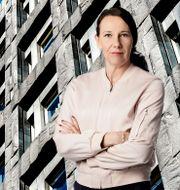 Annika Winsth, chefekonom Nordea. Magnus Sandberg
