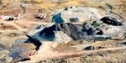 Bluejay Minings projekt Dundas Skärmdump Bluejay mining