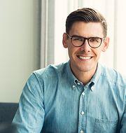 Jens Ahlstrand, HR-chef på Visma Spcs. Martina Wärenfeldt