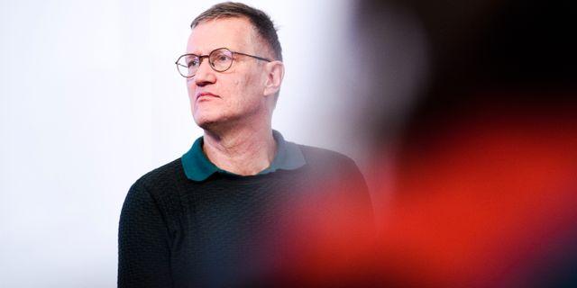 Anders Tegnell  SIMON HASTEGÅRD / BILDBYRÅN