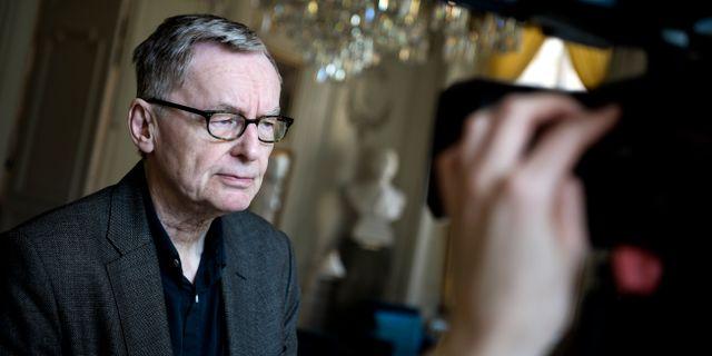 Anders Olsson. Pontus Lundahl/TT / TT NYHETSBYRÅN