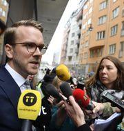 Andreas Carlson  Jessica Gow/TT / TT NYHETSBYRÅN