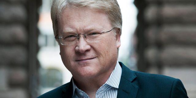 Lars Adaktusson. Arkivbild. Lars Pehrson / SvD / TT / TT NYHETSBYRÅN