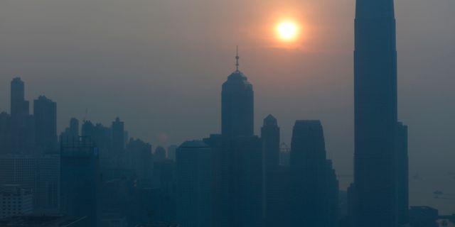 Hongkong.  Vincent Yu / TT / NTB Scanpix