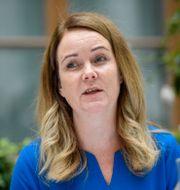 Jennie Nilsson (S), landsbygdsminister. Stina Stjernkvist/TT / TT NYHETSBYRÅN