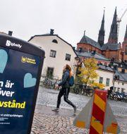 Bild från Uppsala/Arkivbild. Claudio Bresciani / TT / TT NYHETSBYRÅN