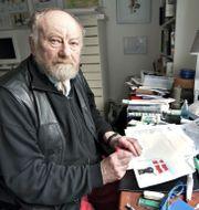 Kurt Westergaard. HENNING BAGGER / SCANPIX DENMARK