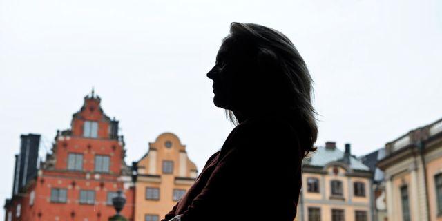 Arkivbild på Frostenson.  ANDERS WIKLUND / TT / TT NYHETSBYRÅN