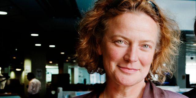 Lena K Samuelsson. Simon Paulin / SvD / SCANPIX / SCANPIX SWEDEN