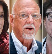 Ann Linde/Hans Dahlgren/Annika Söder. TT