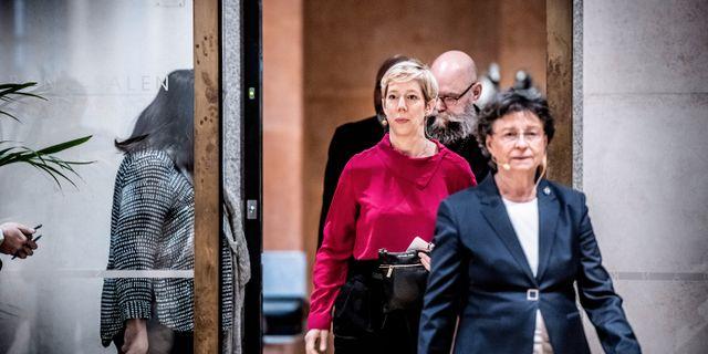 Arkivbild: Riksbankens direktion.  Tomas Oneborg/SvD/TT / TT NYHETSBYRÅN