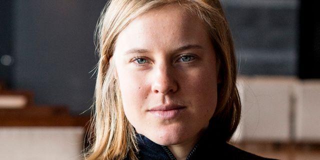 Hanna Falk. Arkvibild. Christine Olsson/TT / TT NYHETSBYRÅN