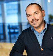 Stefan Trampus, affärsområdeschef på Tele2 Företag. Tele2.