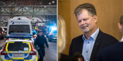 Axel Josefson, kommunstyrelsens ordförande (M) Göteborg. TT