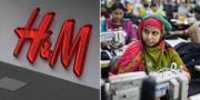 Khadiza Begum, 23, jobbade på en textilfabrik nära Dhaka. Hon jobbade på den fabrik som kollapsade i Dhaka år 2013. TT
