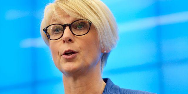 Elisabeth Svantesson Vilhelm Stokstad/TT / TT NYHETSBYRÅN