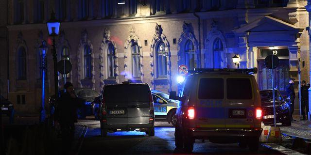 Attentatet skedde 9 december. Björn Larsson Rosvall/TT / TT NYHETSBYRÅN