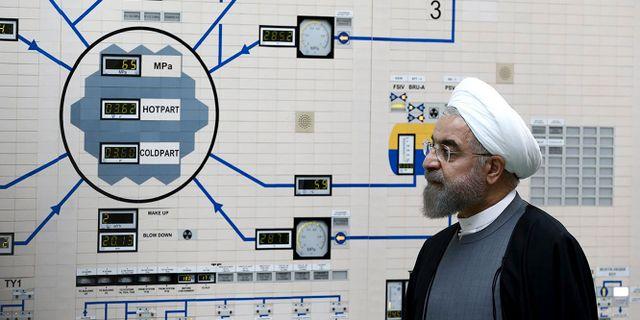 Irans president Hassan Rouhani.  Mohammad Berno / TT NYHETSBYRÅN/ NTB Scanpix