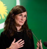 MP-språkröret Märta Stenevi.  Jessica Gow/TT / TT NYHETSBYRÅN