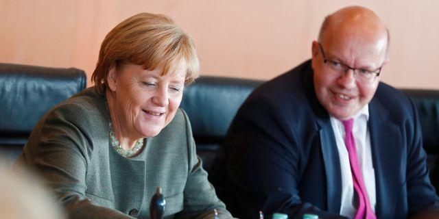 Schauble kan bli tysk talman