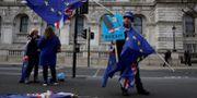 ADRIAN DENNIS / AFP