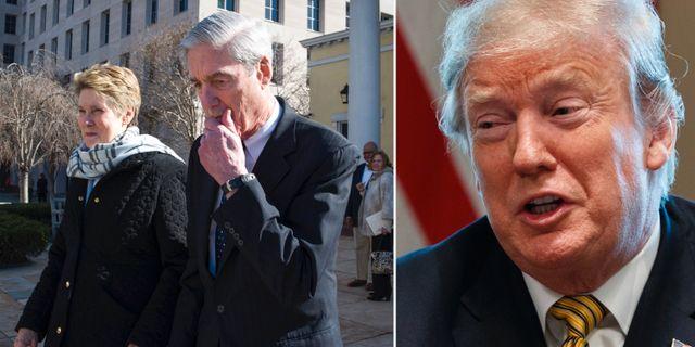 Mueller/Trump. TT