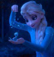 Illustrationsbild: Elsa från Frost.  DISNEY / TT NYHETSBYRÅN