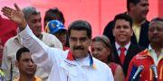 Nicolás Maduro. MARVIN RECINOS / AFP