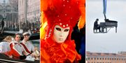 Vattenparaden inleder två veckors intensivt firande som kulminerar på fettisdagen den 5 mars.  TT/Pexels/TT