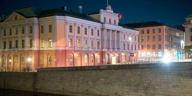 Utrikesdepartementet Fredrik Sandberg/TT / TT NYHETSBYRÅN