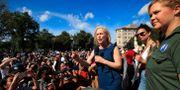 New Yorks senator Kirsten Gillibrand Manuel Balce Ceneta / TT NYHETSBYRÅN/ NTB Scanpix