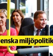 Maria Bratt Börjesson menar att klimatmålet för inrikes transporter inte kommer att nås. TT/Privat