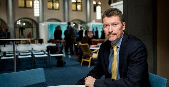 Torbjörn Wahlborg, produktchef på Vattenfall. Christine Olsson/TT / TT NYHETSBYRÅN
