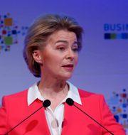 EU-kommissionens ordförande Ursula von der Leyen  Francois Lenoir / TT NYHETSBYRÅN