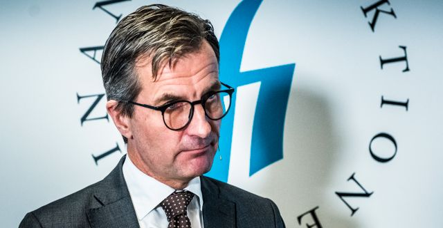 Erik Thedéen. Magnus Hjalmarson Neideman/SvD/TT / TT NYHETSBYRÅN