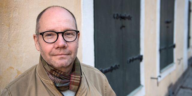 Peter Englund.  Anders Wiklund/TT / TT NYHETSBYRÅN