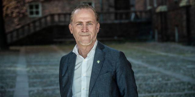 Daniel Helldén.  Malin Hoelstad/SvD/TT / TT NYHETSBYRÅN