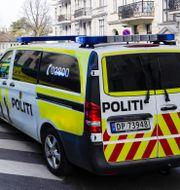 Arkivbild på dansk polis. Heiko Junge / TT NYHETSBYRÅN