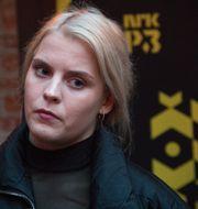 Ulrikke Falch. Audun Braastad / TT NYHETSBYRÅN