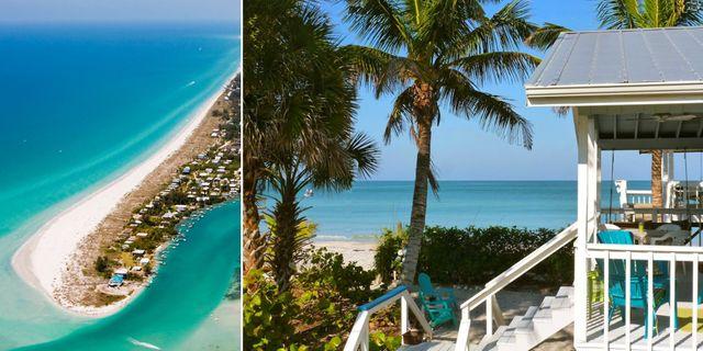 Gasparilla är en liten paradisö på Floridas västkust. Wikicommons