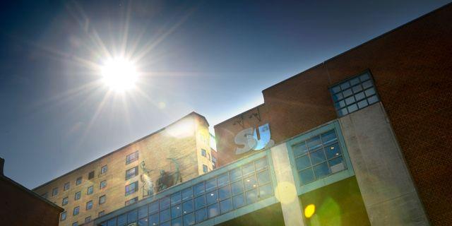 Goteborgssjukhus vadjar om blod