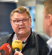 Peter Lundgren (SD). Anders Wiklund/TT / TT NYHETSBYRÅN