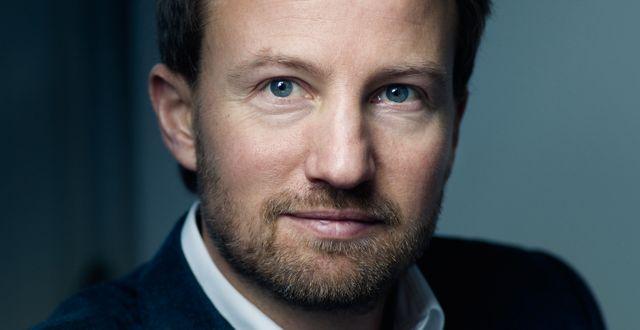 Christian Sinding, vd för EQT. Pressfoto: EQT