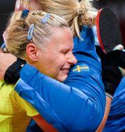 Anna-Carin Ahlquist och Ingela Lundbäck. SIMON HASTEGÅRD / BILDBYRÅN
