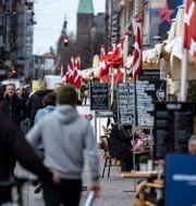 Köpenhamn. Johan Nilsson/TT / TT NYHETSBYRÅN