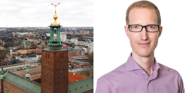 Stockholms stadshus/Jan Jönsson (L) TT/Liberalerna