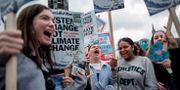 Klimatdemonstration i London. TOLGA AKMEN / AFP
