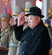 JIJI PRESS / KCNA via KNS