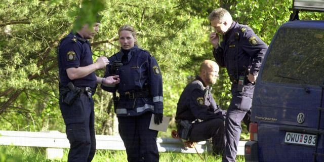 Arkivbild. Pojken hittades i april 2001 i en skogsdunge.  Tomas Oneborg/TT / Svenska Dagbladet