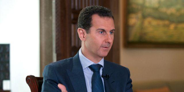 Arkivbild: Bashar al-Assad. TT / NTB Scanpix